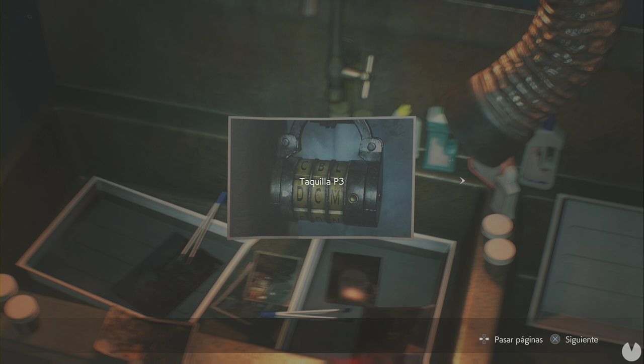 Encuentra las piezas del panel eléctrico en Resident Evil ...