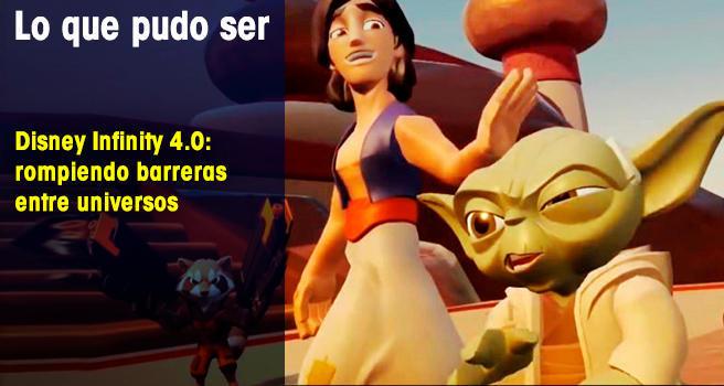 Disney Infinity 4.0: rompiendo barreras entre universos