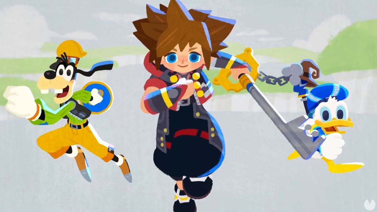 Kingdom Hearts III celebrates its launch with a new trailer