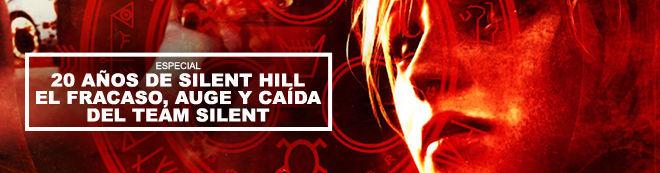 20 años de Silent Hill - El fracaso, auge y caída del Team Silent