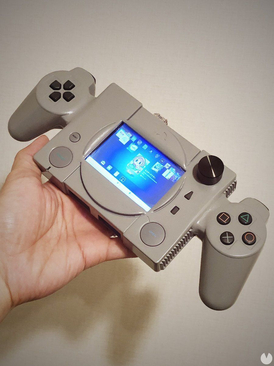 Become a PlayStation Classic on a portable console