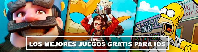 Los MEJORES juegos gratis para iPhone y iPad - ¡Imprescindibles!