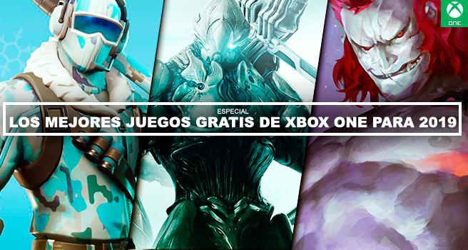 Los Mejores Juegos Gratis De Xbox One Para 2019 Imprescindibles