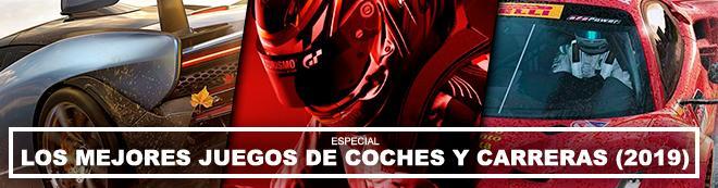 Los Mejores Juegos De Coches Y Carreras 2019