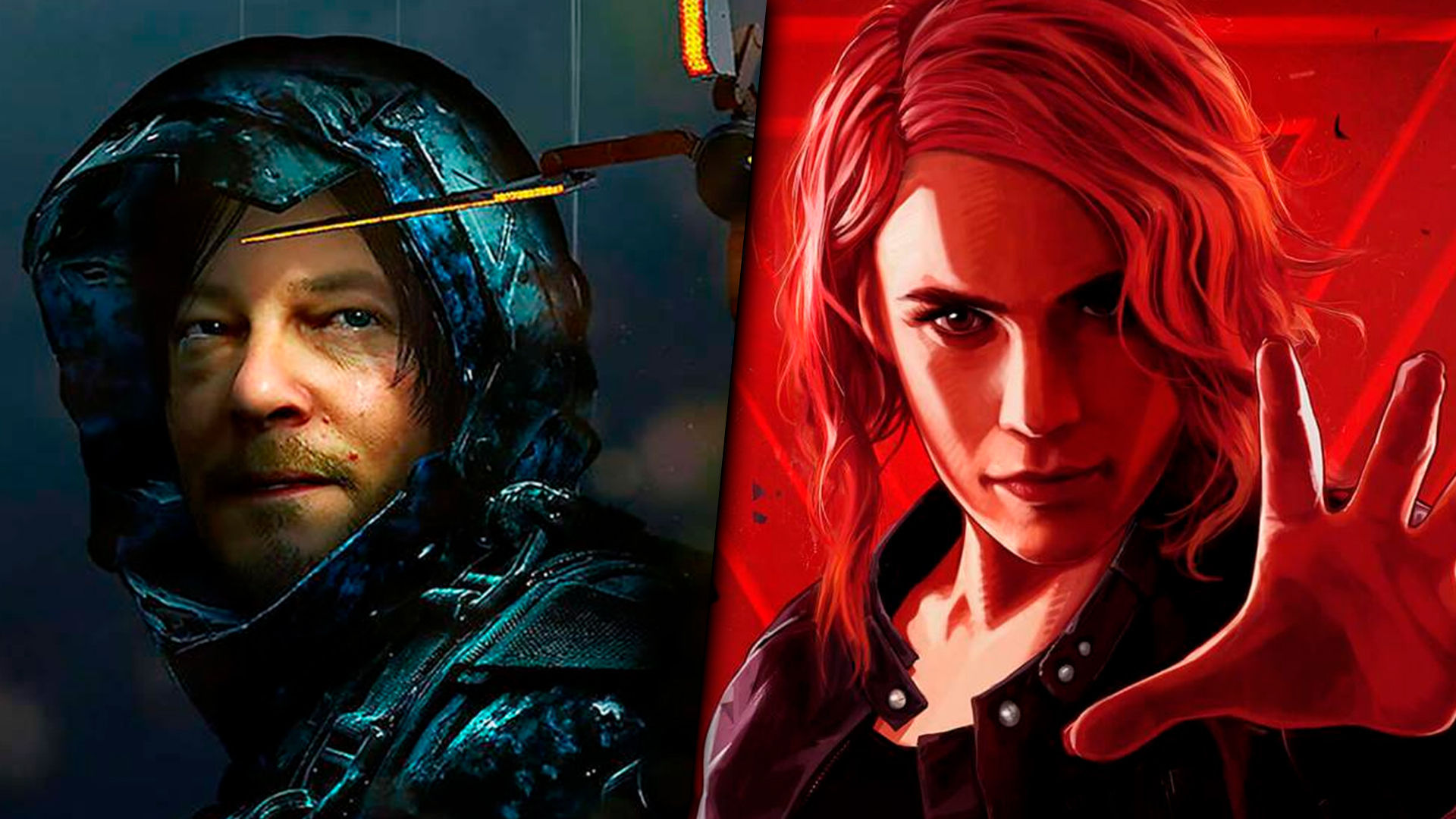 Death-Stranding and Control lead the nominations in the SAID Awards