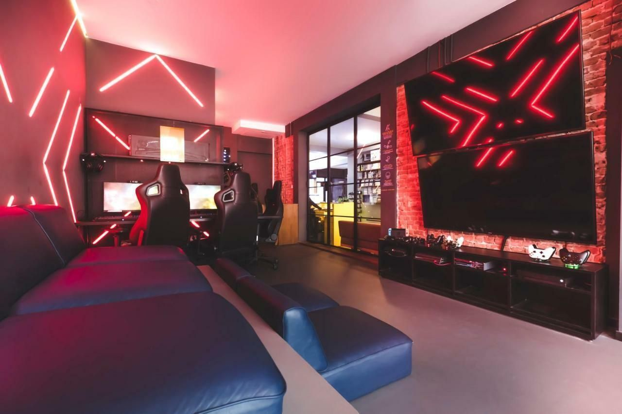 Barcelona will open the doors of The Arcade Hotel, a hotel for 'gamers'