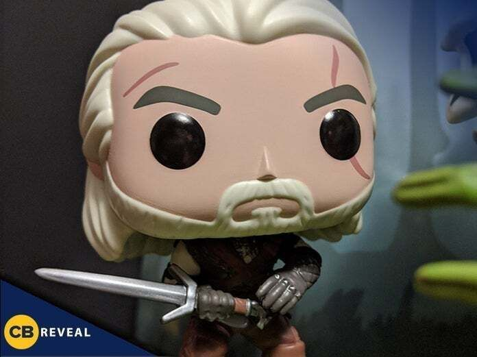 Funko prepares a diorama special on The Witcher 3, Geralt and Leshen