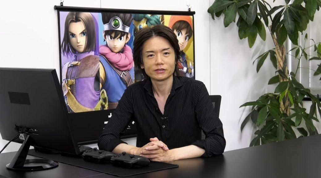 Masahiro Sakurai played 242 games different PlayStation in 2019