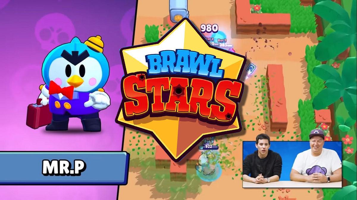 Brawl Stars anuncia al personaje Mr. P, nuevo ambiente y modo de juego