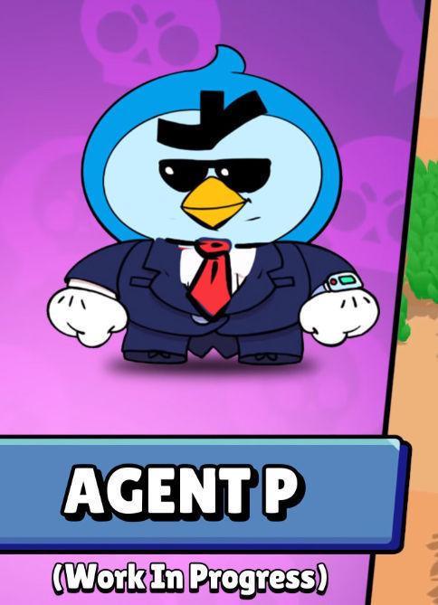 Brawls Stars nuevo personaje Mr. P