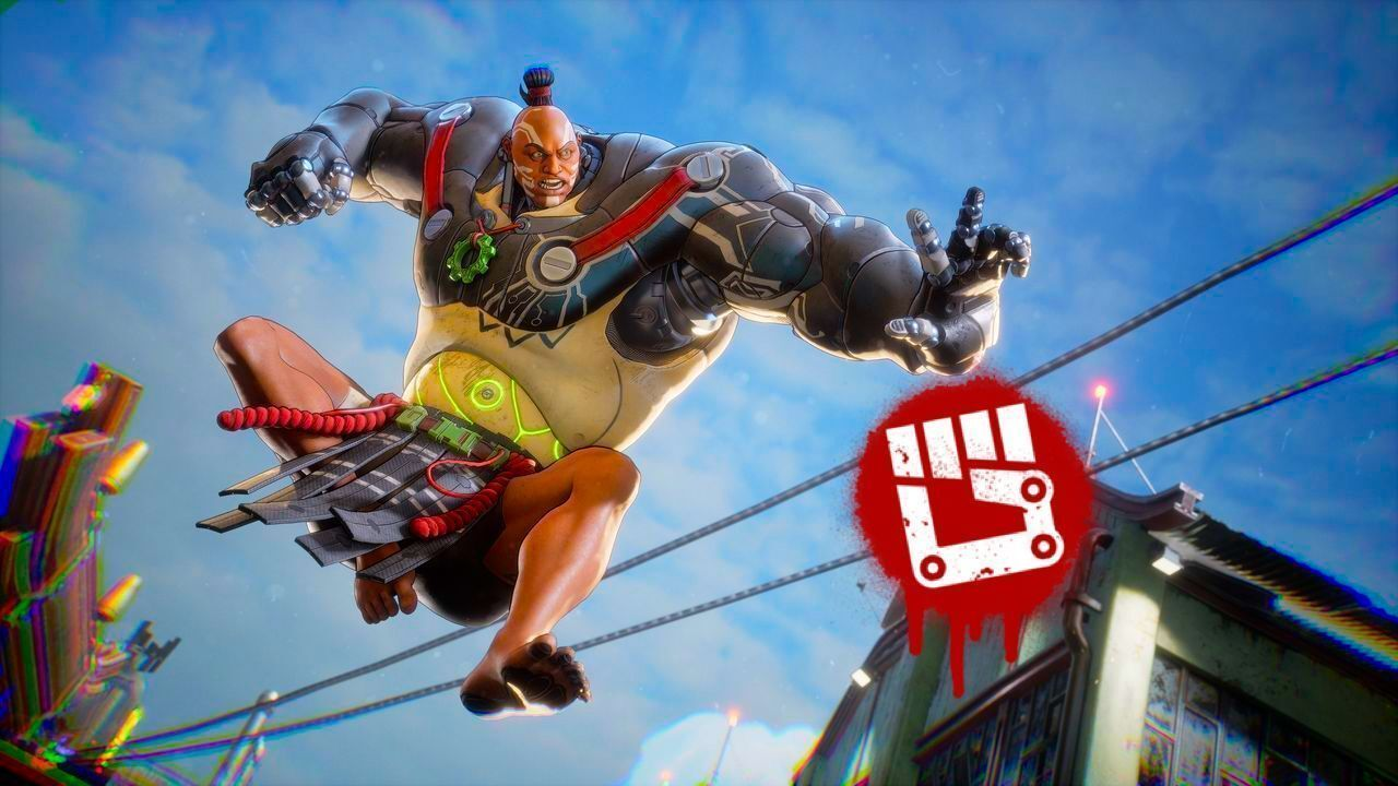 Bleeding Edge has been developed by a group of 15 people at Ninja Theory