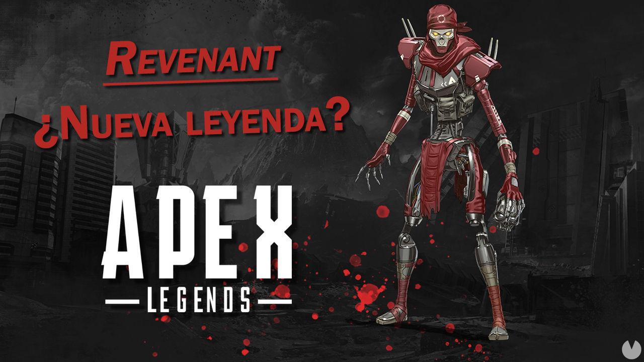 Apex Legends: La leyenda Revenant podría llegar en la Temporada 4 según filtraciones