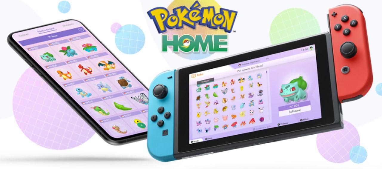 Pokémon Home llega en febrero de 2020 con una versión gratuita y otra de pago