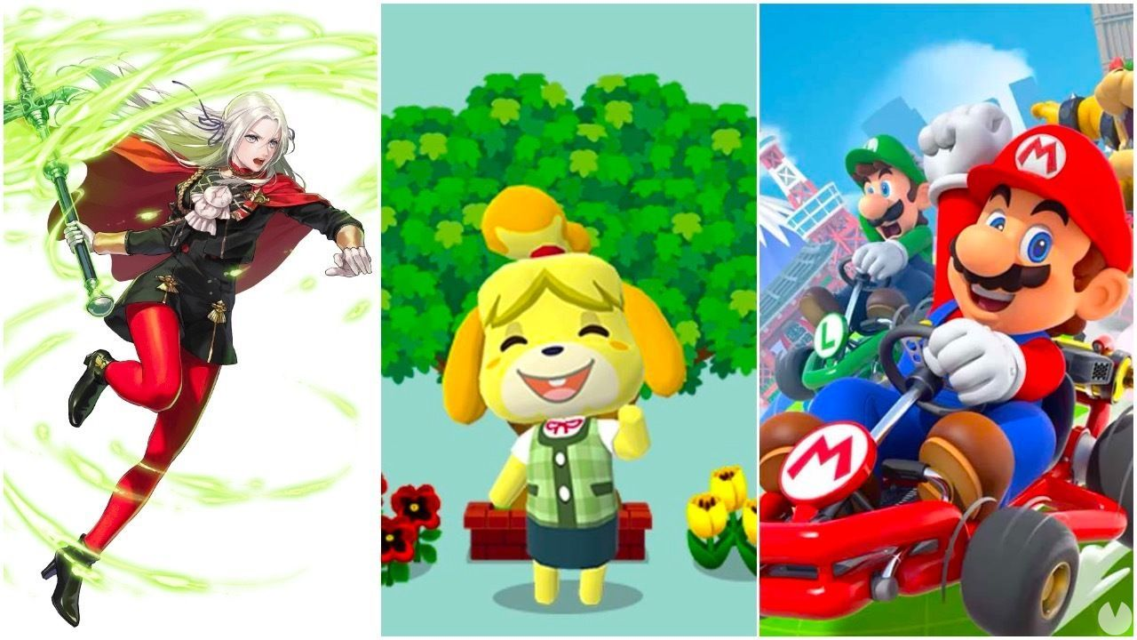 Nintendo had admitted more than 1000 million of dollars with their mobile games