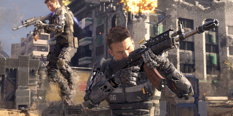 Call of Duty: The next game will say 'good-bye' to the jetpack