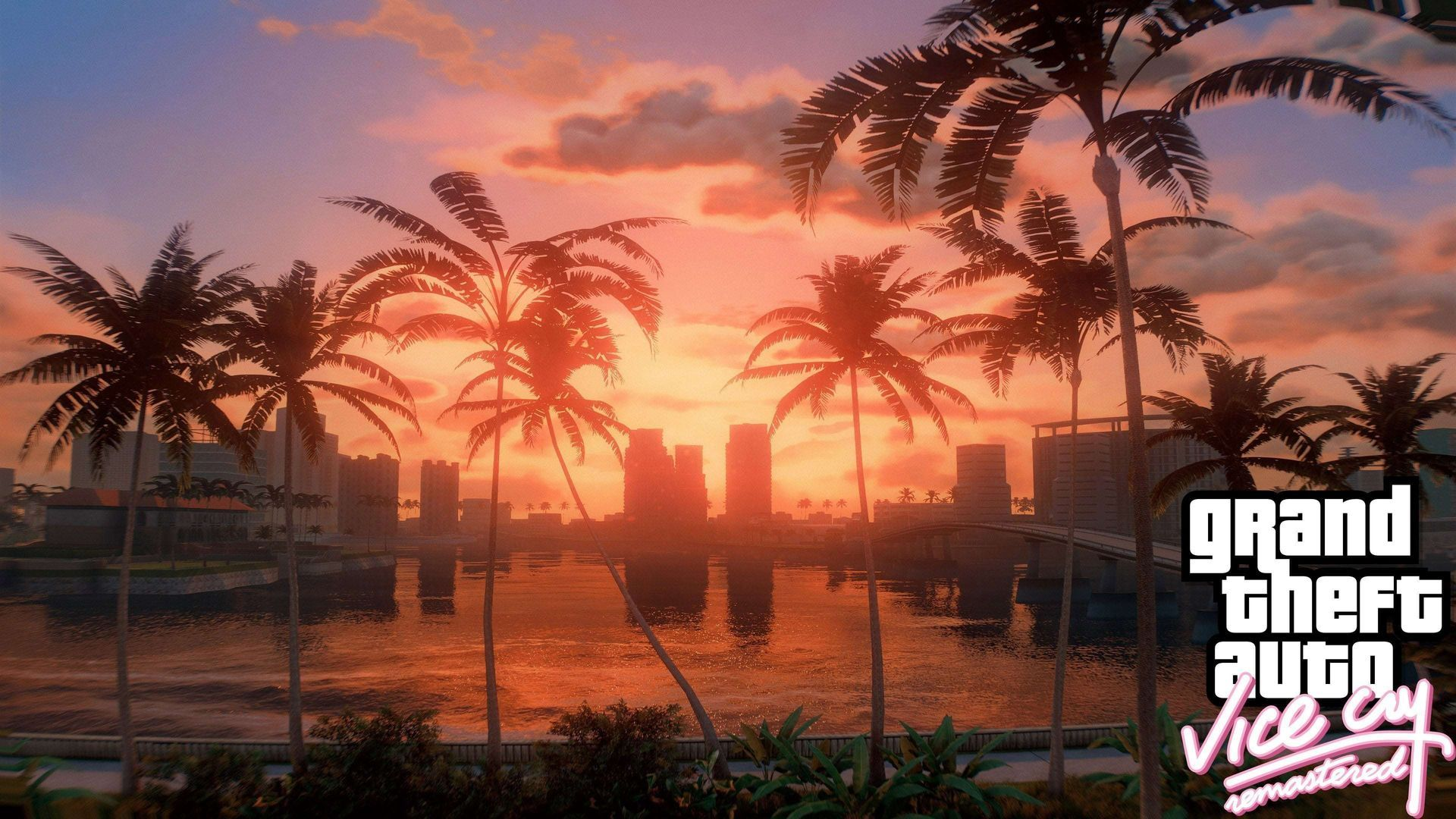 A mod takes city GTA Vice City GTA 5 for PC