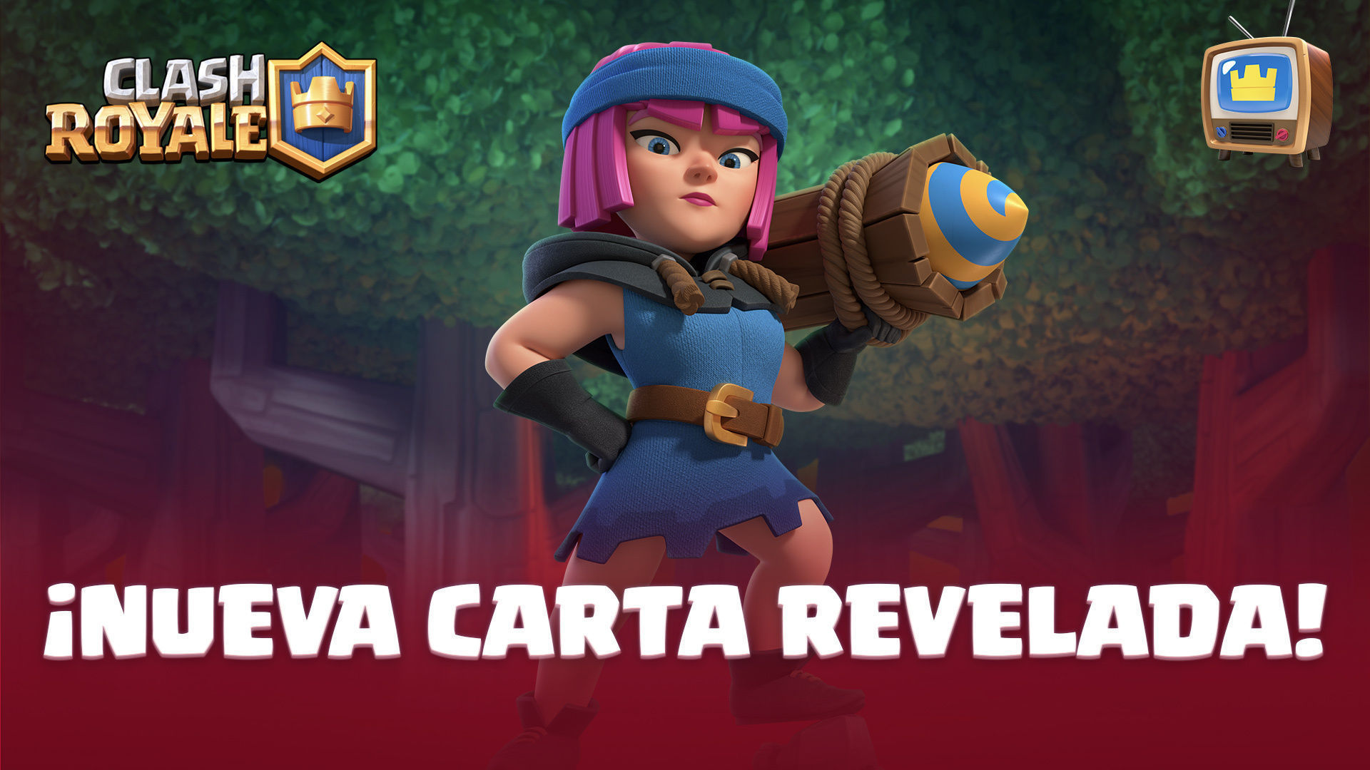 Clash Royale how to get the letter Lanzafuegos