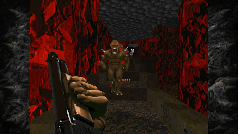 DOOM and DOOM 2 receiving a patch with multiple changes, 60 fps and quick save