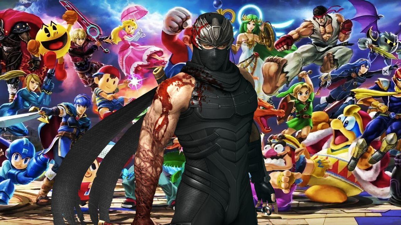 El responsable del reboot de Ninja Gaiden quiere ver a Ryu Hayabusa en Smash Bros.