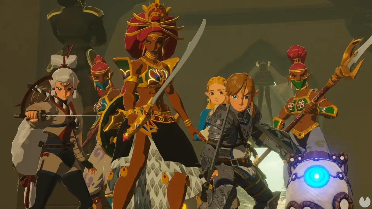 Hyrule Warriors: La era del cataclismo es el musou mejor vendido de la historia