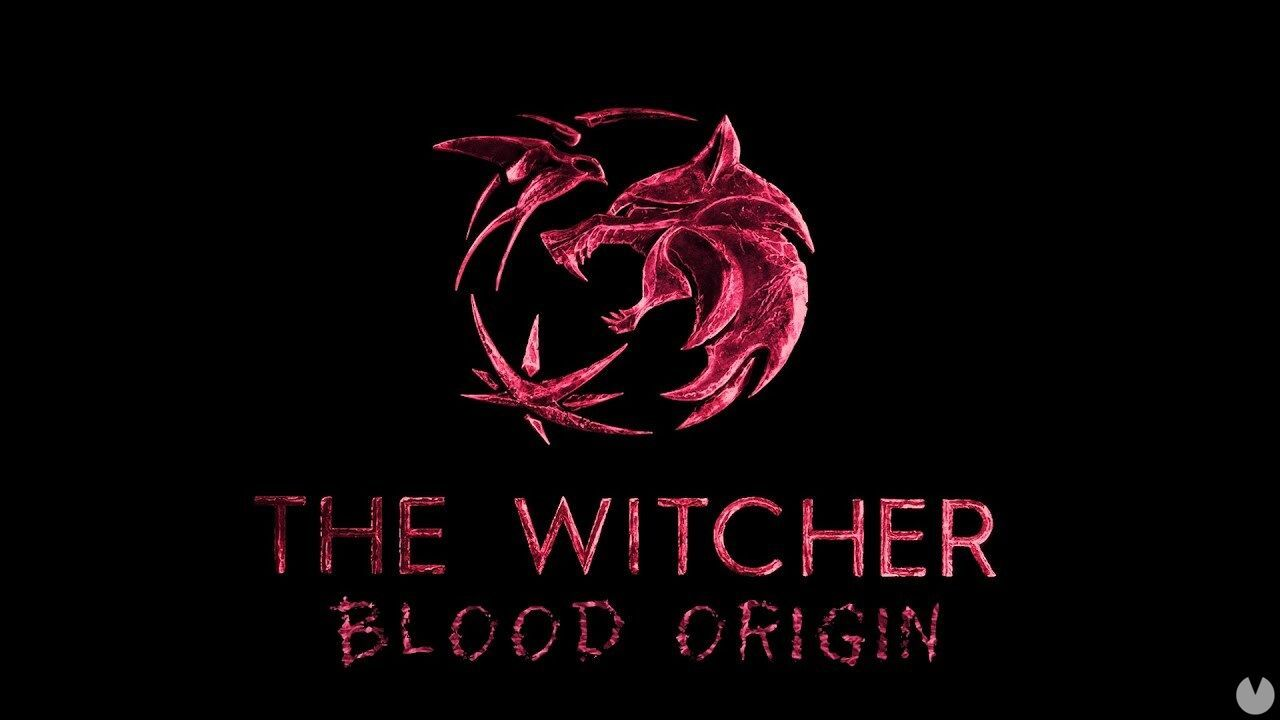 Logo de The Witcher: Blood Origin.