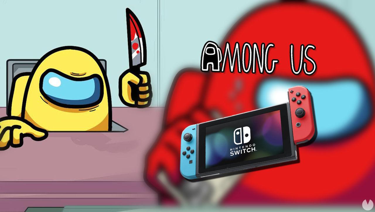 Among Us vende más de 3 millones de copias en Nintendo Switch