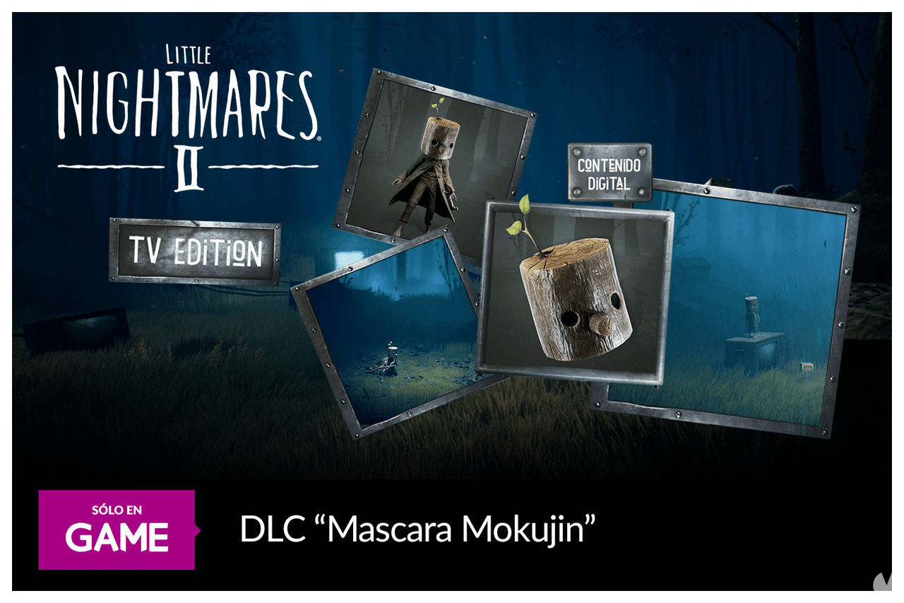 DLC Mascara de Mokujin en Game
