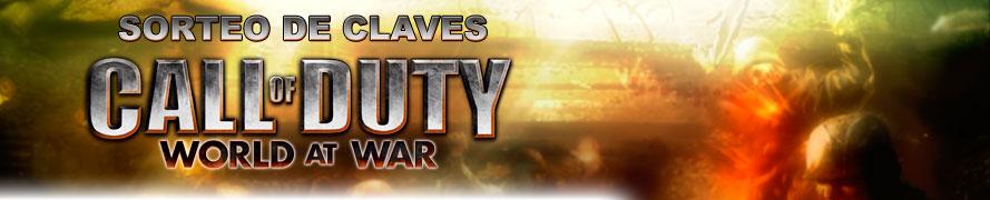Claves Call of Duty 5