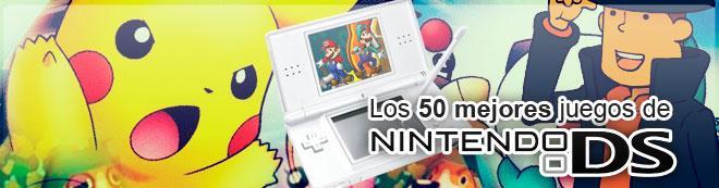 Los 50 mejores juegos de Nintendo DS