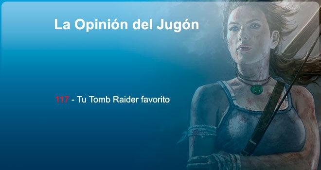Tu Tomb Raider favorito