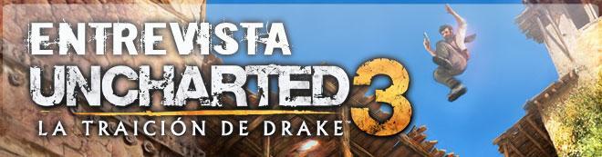 Uncharted 3: a unos días del lanzamiento