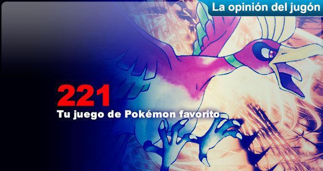 Tu juego de Pokémon favorito