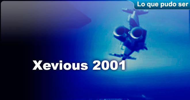 Xevious 2001