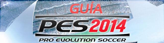 Guía de Pro Evolution Soccer 2014
