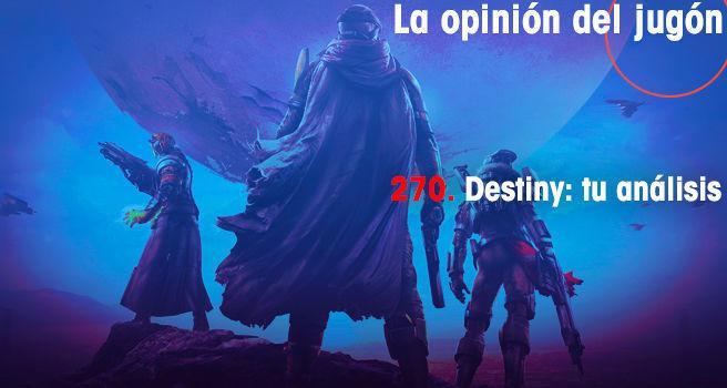 Destiny: tu análisis