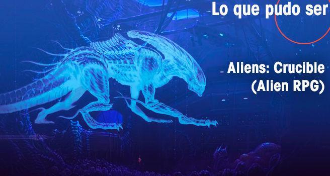 Aliens: Crucible (Alien RPG)