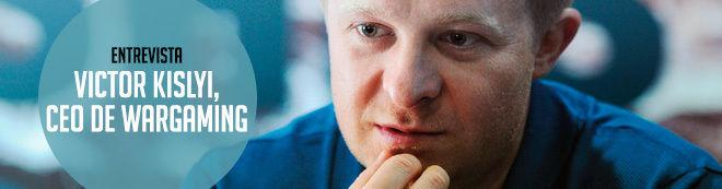 Victor Kislyi, CEO de Wargaming
