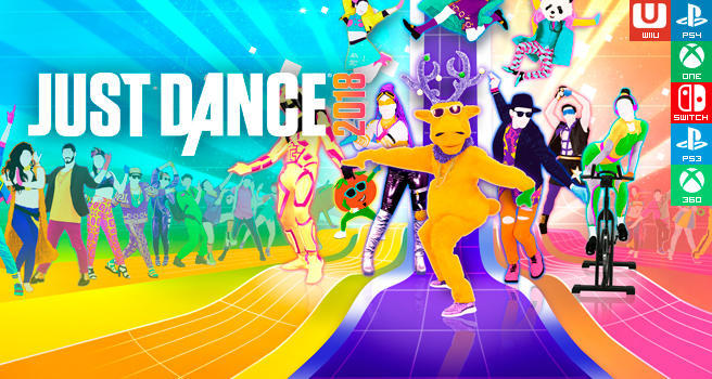Analisis Just Dance 2018 Ps4 Wii Xbox One Xbox 360 Ps3 Switch