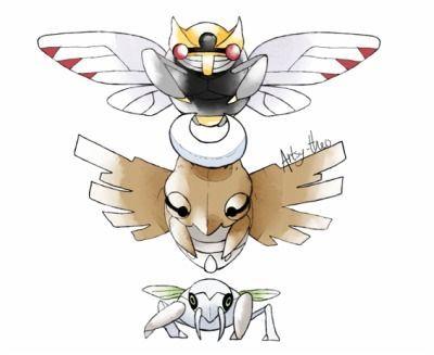 Nincada, Nincada y Shedinja Pokémon GO