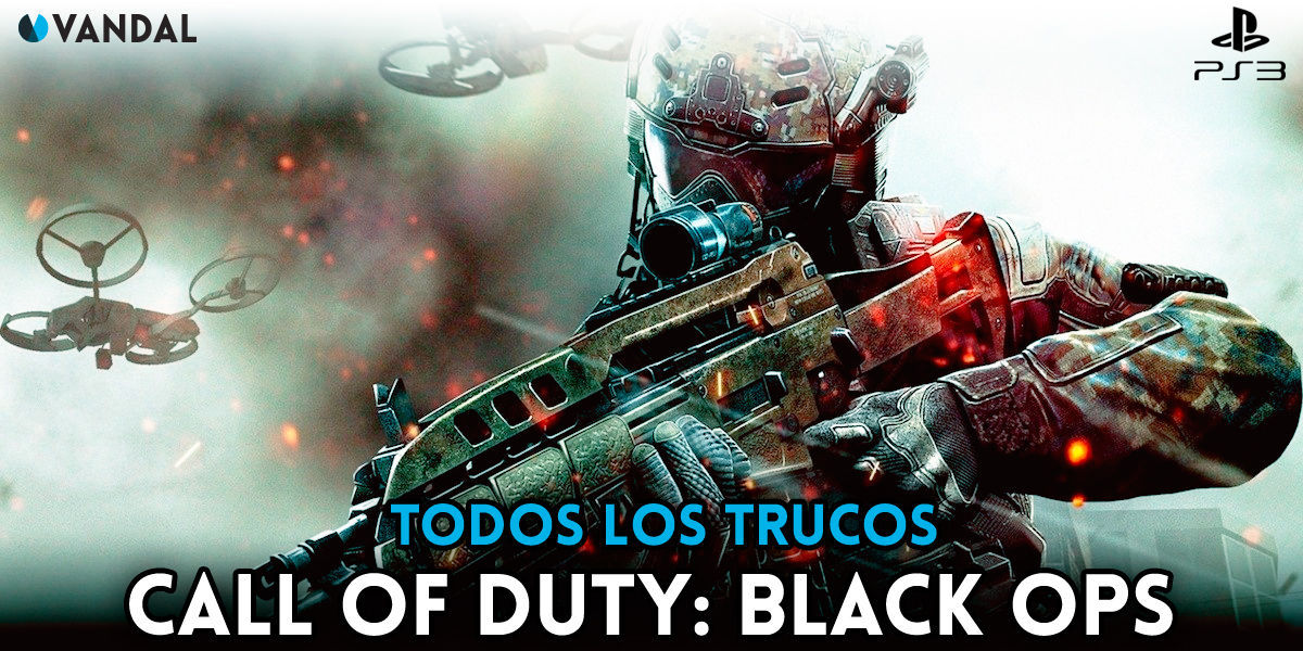 Trucos Call of Duty: Black Ops - PS3 - Claves, Guías