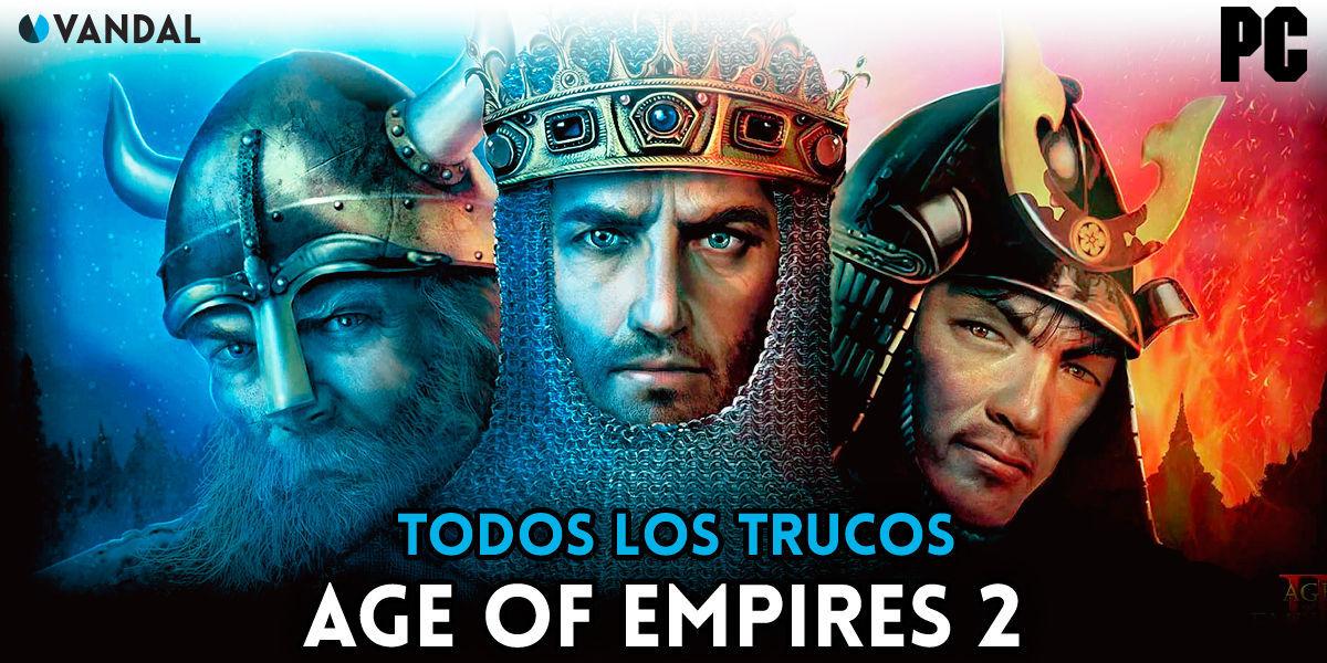 Trucos de Age of Empires 2 para PC