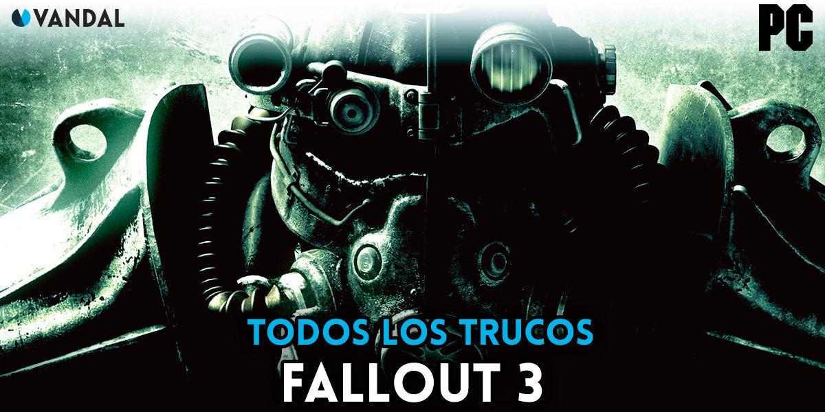 Trucos de Fallout 3 para PC