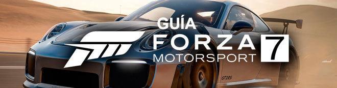 Guía Forza Motorsport 7, trucos y consejos