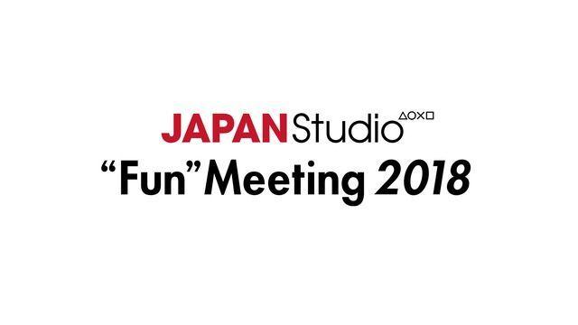 """Sony held Japan Studio """"Fun"""" Meeting 2018 December 1"""