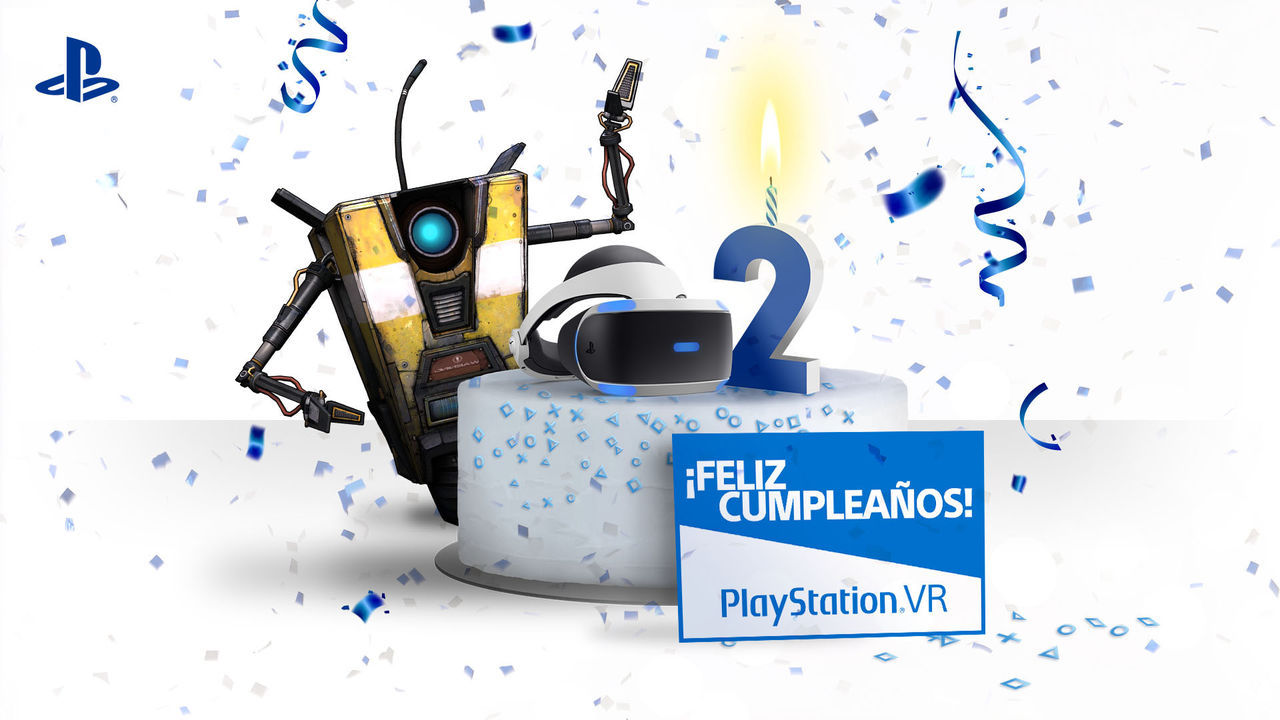 PS VR turns 2 years: 3 million units and 22 million games sold