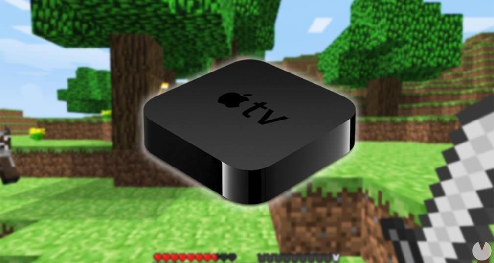 Microsoft no dará soporte a la versión de Minecraft para Apple TV