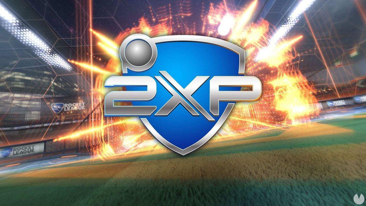 Rocket League inaugura su primer fin de semana de doble experiencia