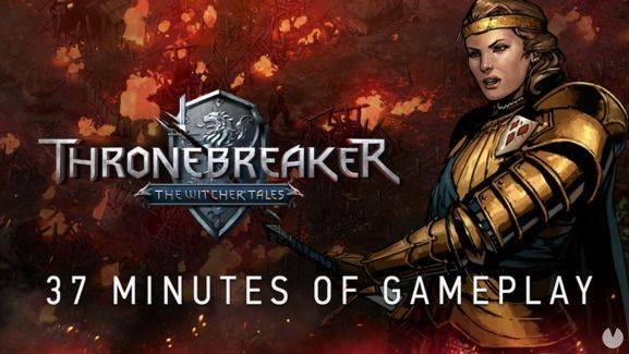 CD Projekt shows almost 40 minutes of Thronebreaker: The Witchers Such