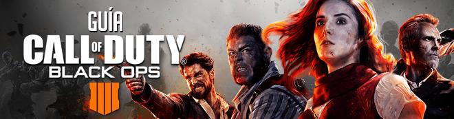 Guía Call of Duty Black Ops 4, trucos y consejos