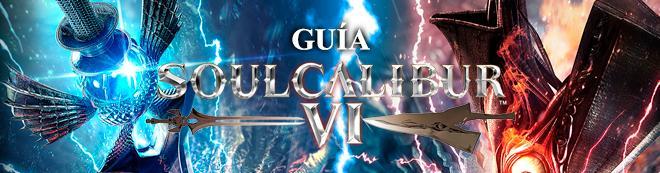 Guía Soul Calibur 6, trucos y consejos